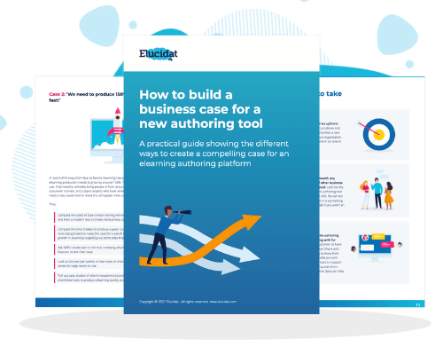 How to build a business case guide cover